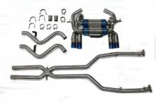 Kit complet evacuare (BMW M3 E92) - MG-CB-021